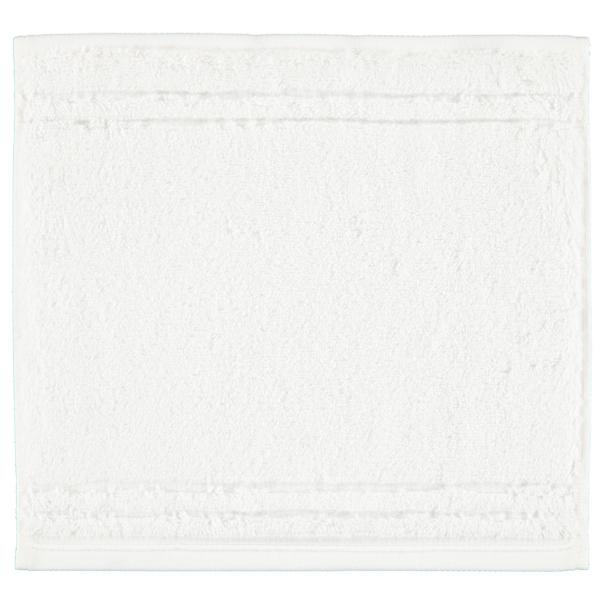 Vossen Vienna Style Supersoft - Farbe: weiß - 030 Seiflappen 30x30 cm