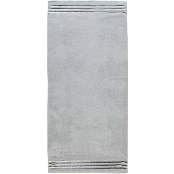 Vossen Cult de Luxe - Farbe: 721 - light grey Badetuch 100x150 cm
