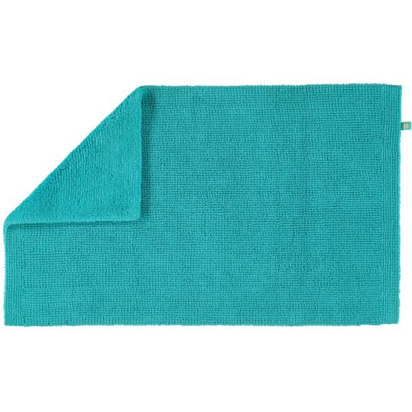 Rhomtuft - Badteppich Pur - Farbe: azur - 41