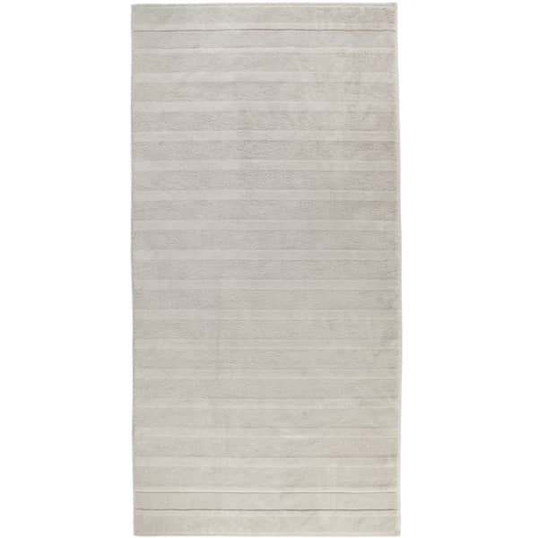 Cawö - Noblesse2 1002 - Farbe: 775 - silber Duschtuch 80x160 cm