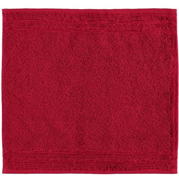 Vossen Calypso Feeling - Farbe: rubin - 390 Seiflappen 30x30 cm