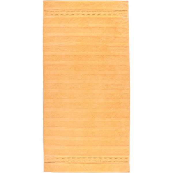 Cawö - Noblesse Uni 1001 - Farbe: melba - 315 Duschtuch 80x160 cm