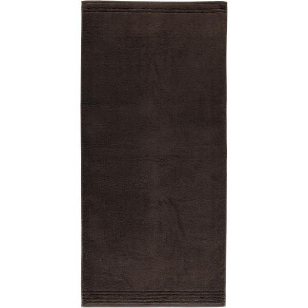 Vossen Vienna Style Supersoft - Farbe: dark brown - 693 Badetuch 100x150 cm