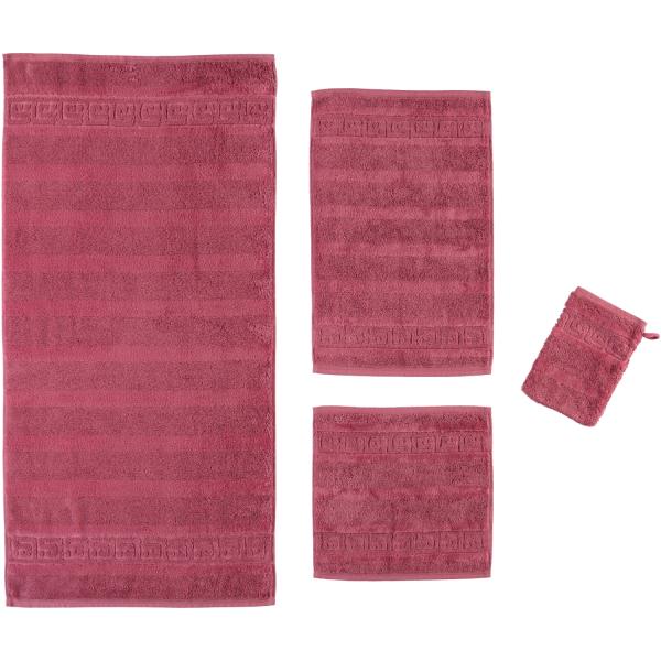 Cawö - Noblesse Uni 1001 - Farbe: 240 - rosa