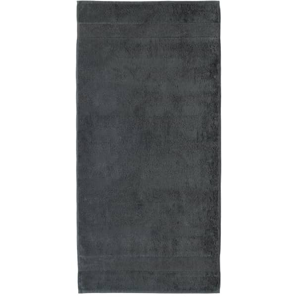 Cawö - Noblesse2 1002 - Farbe: 774 - anthrazit Duschtuch 80x160 cm
