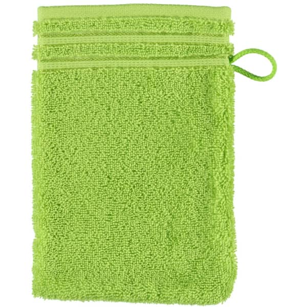 Vossen Calypso Feeling - Farbe: meadowgreen - 530 Waschhandschuh 16x22 cm