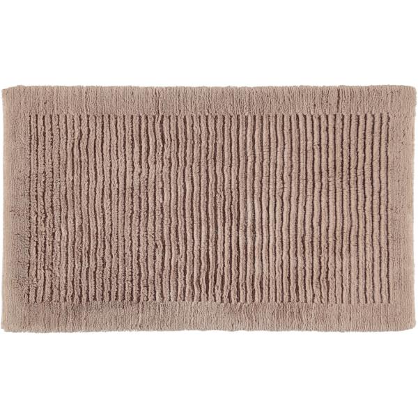 Cawö Home - Badteppich Luxus 1002 - Farbe: sand - 375 60x100 cm