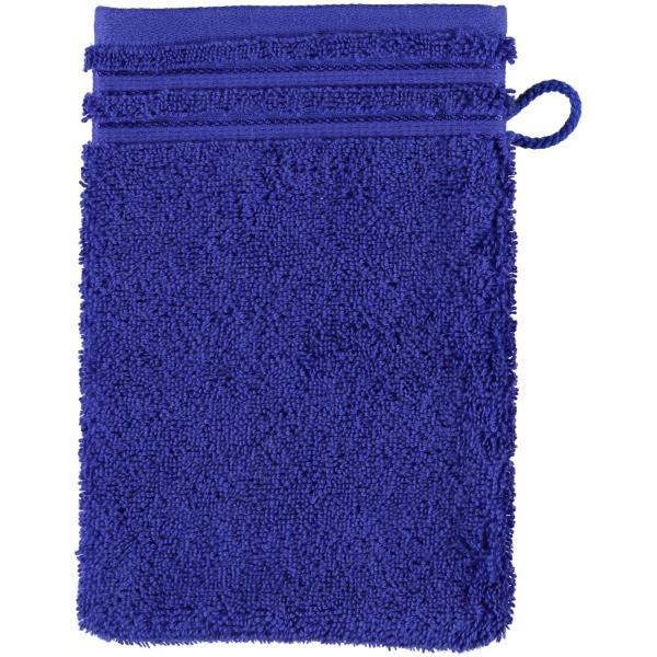 Vossen Calypso Feeling - Farbe: 479 - reflex blue Waschhandschuh 16x22 cm