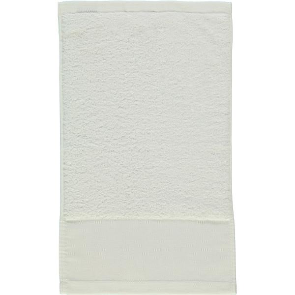 Rhomtuft - Handtücher Comtesse - Farbe: weiss - 01 Gästetuch 30x50 cm
