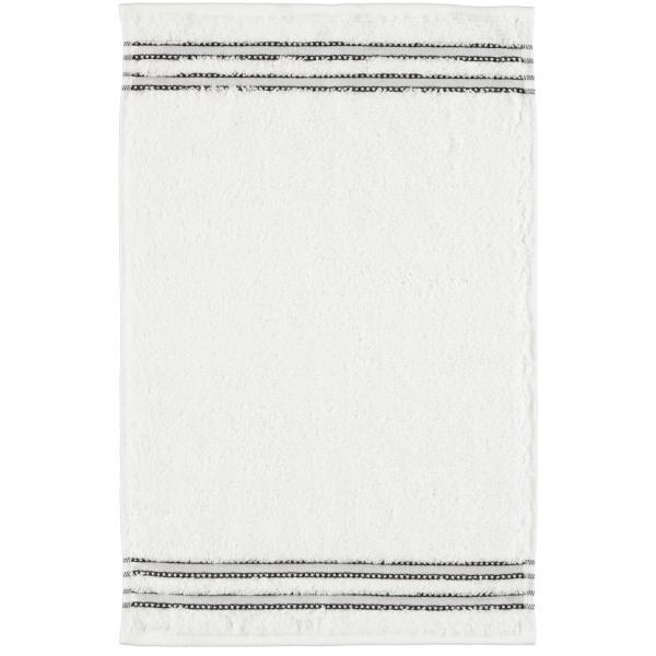 Vossen Cult de Luxe - Farbe: 030 - weiß Gästetuch 30x50 cm