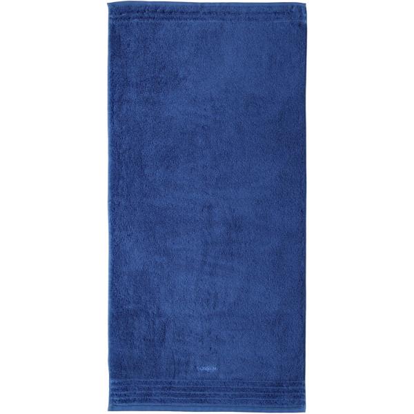 Vossen Vienna Style Supersoft - Farbe: deep blue - 469 Handtuch 50x100 cm