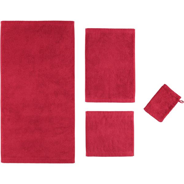 Cawö - Life Style Uni 7007 - Farbe: bordeaux - 280