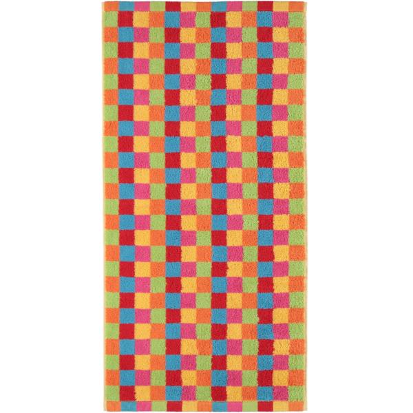 Cawö - Life Style Karo 7017 - Farbe: multicolor - 25 Handtuch 50x100 cm