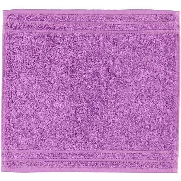 Vossen Calypso Feeling - Farbe: lila - 852 Seiflappen 30x30 cm