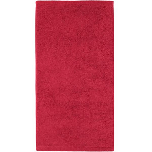 Cawö - Life Style Uni 7007 - Farbe: bordeaux - 280 Handtuch 50x100 cm