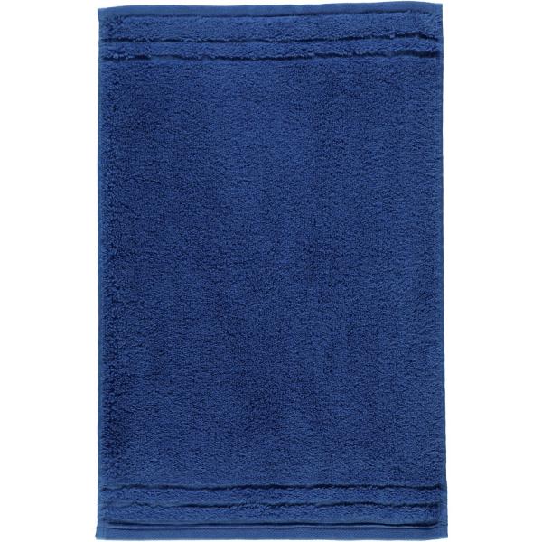 Vossen Vienna Style Supersoft - Farbe: deep blue - 469 Gästetuch 30x50 cm