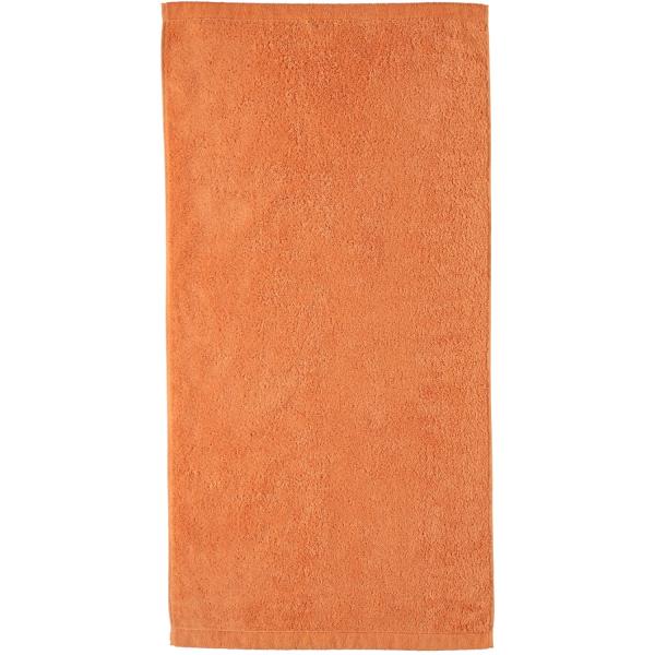 Cawö - Life Style Uni 7007 - Farbe: mandarine - 316 Handtuch 50x100 cm