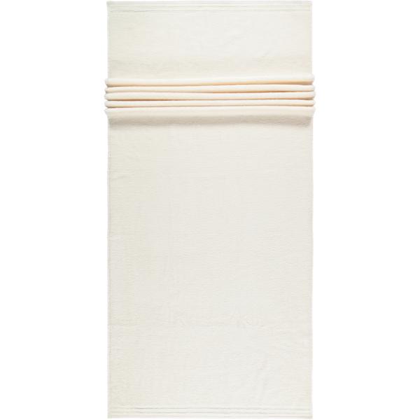 Vossen Calypso Feeling - Farbe: ivory - 103 Saunatuch 80x200 cm