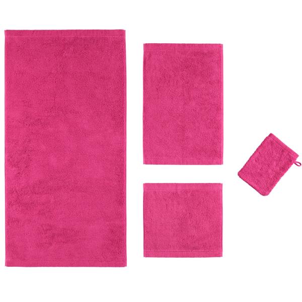 Cawö - Life Style Uni 7007 - Farbe: pink - 247