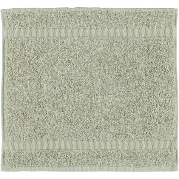 Rhomtuft - Handtücher Princess - Farbe: stone - 320 Seiflappen 30x30 cm