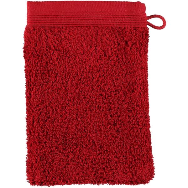 Möve - Superwuschel - Farbe: rubin - 075 (0-1725/8775) Waschhandschuh 15x20 cm
