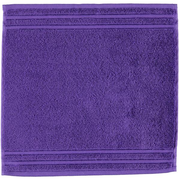 Vossen Calypso Feeling - Farbe: 857 - violett Seiflappen 30x30 cm