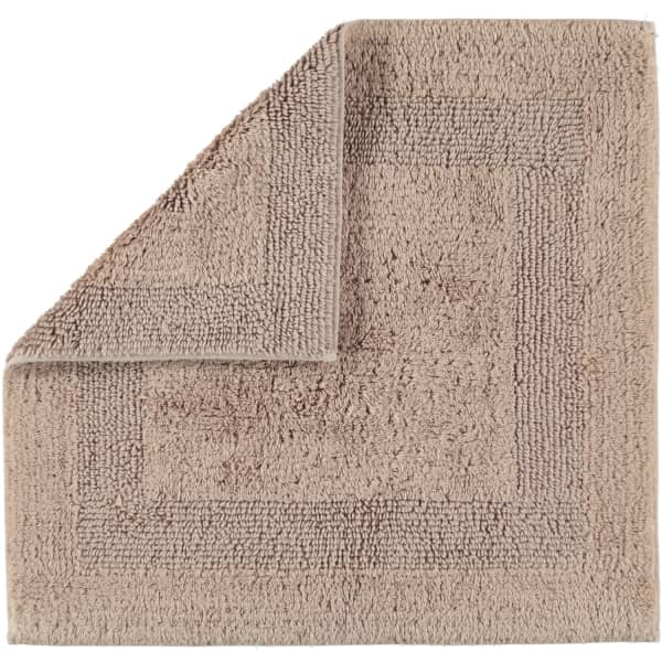 Cawö Home - Badteppich 1000 - Farbe: sand - 375 60x60 cm