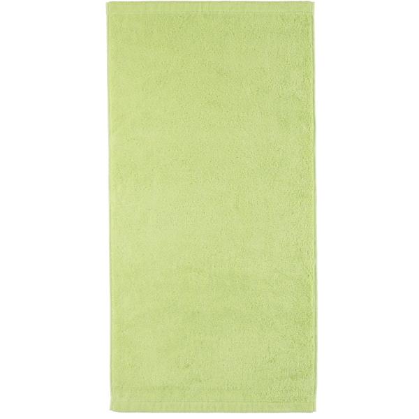 Cawö - Life Style Uni 7007 - Farbe: pistazie - 412 Handtuch 50x100 cm
