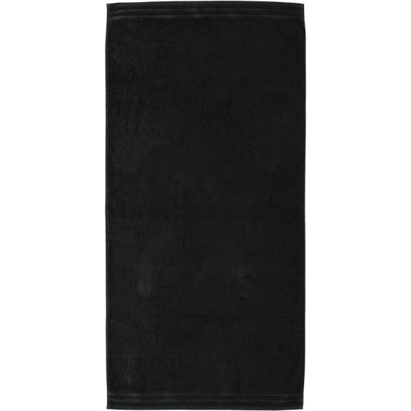 Vossen Calypso Feeling - Farbe: schwarz - 790 Handtuch 50x100 cm