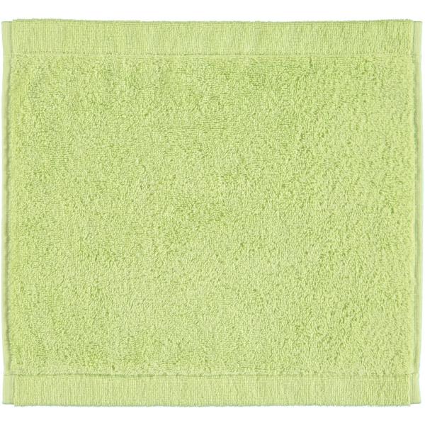 Cawö - Life Style Uni 7007 - Farbe: pistazie - 412 Seiflappen 30x30 cm
