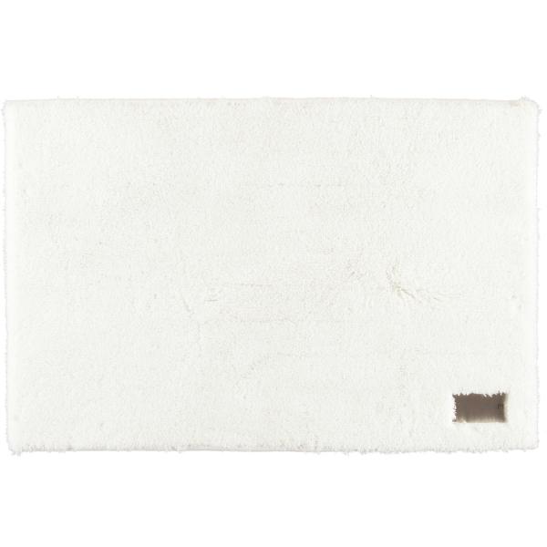 JOOP! - Badteppich Luxury 152 - Farbe: weiss - 001