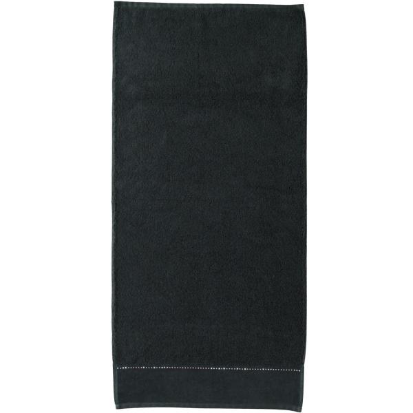 Möve - Swarovski Kristallreihe - Farbe: black - 199 (0-2960/8688) Handtuch 50x100 cm