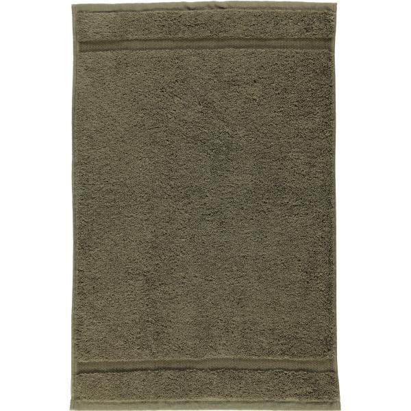 Rhomtuft - Handtücher Princess - Farbe: taupe - 58 Gästetuch 40x60 cm