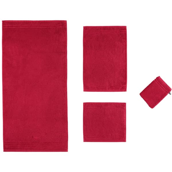 Vossen Vienna Style Supersoft - Farbe: rubin - 390