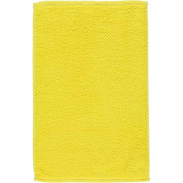 S.Oliver Uni 3500 - Farbe: gelb - 510 Gästetuch 30x50 cm
