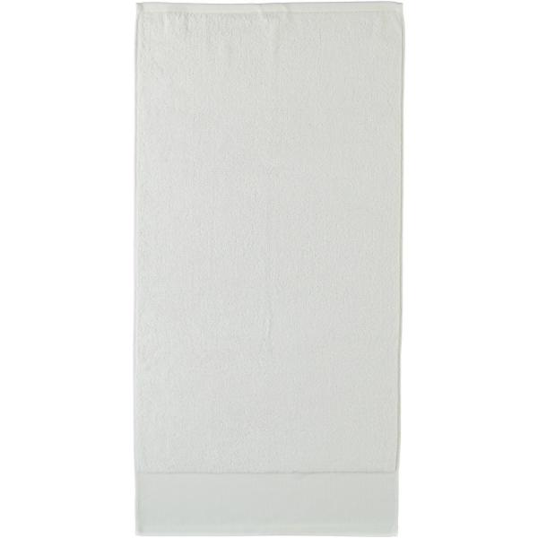 Rhomtuft - Handtücher Comtesse - Farbe: weiss - 01 Duschtuch 70x130 cm