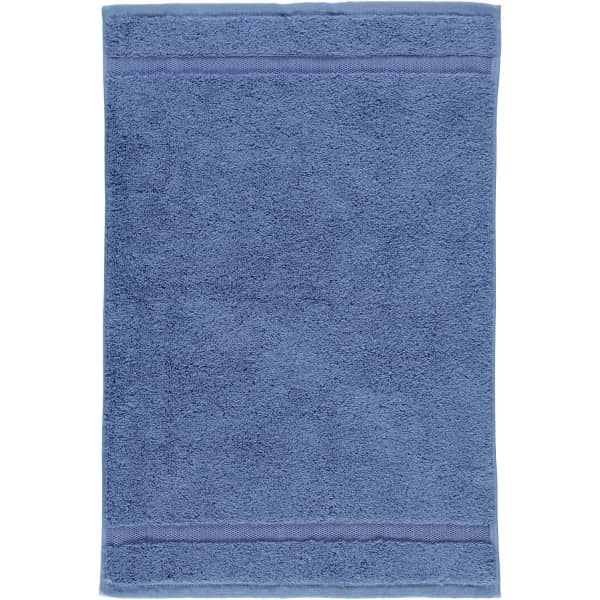 Rhomtuft - Handtücher Princess - Farbe: aqua - 78 Gästetuch 40x60 cm