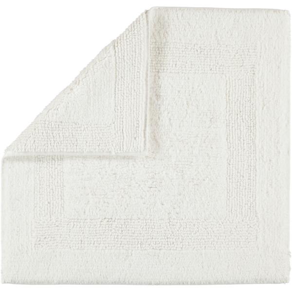 Cawö Home - Badteppich 1000 - Farbe: weiss - 600 60x60 cm