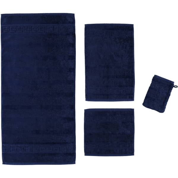 Cawö - Noblesse Uni 1001 - Farbe: 133 - navy