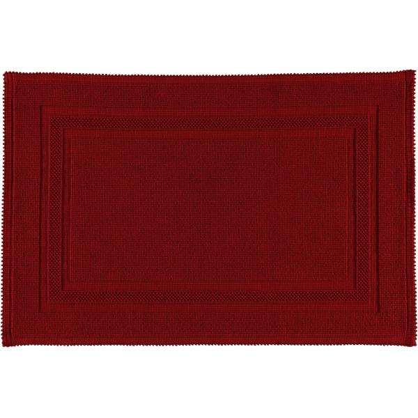 Rhomtuft - Badteppiche Gala - Farbe: cardinal - 349 60x90 cm