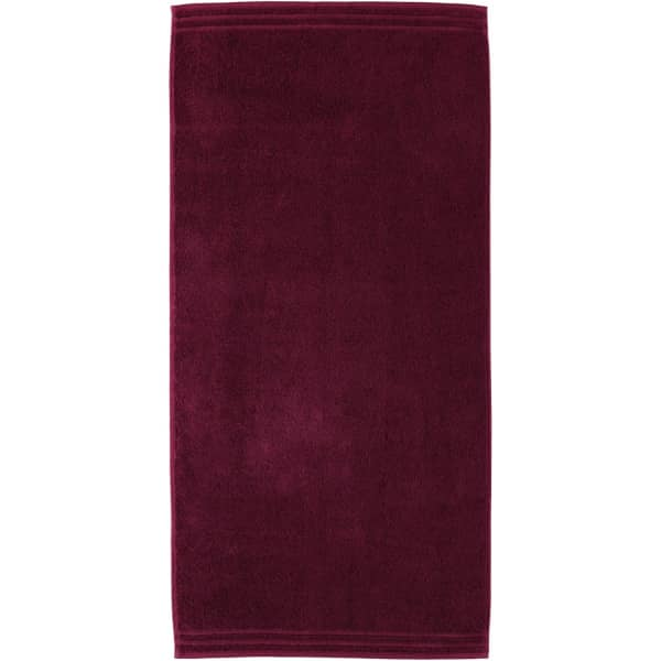 Vossen Calypso Feeling - Farbe: grape - 864 Badetuch 100x150 cm