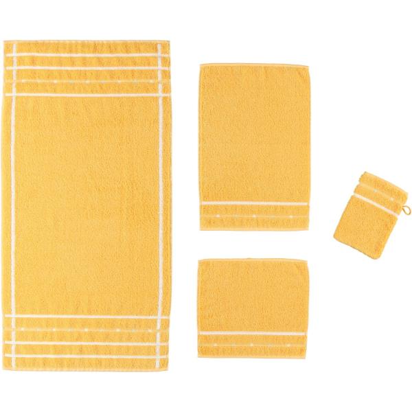 Vossen Quadrati - Farbe: melon/weiß - 048