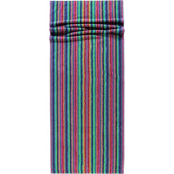 Cawö - Life Style Streifen 7048 - Farbe: 84 - multicolor Saunatuch 70x180 cm