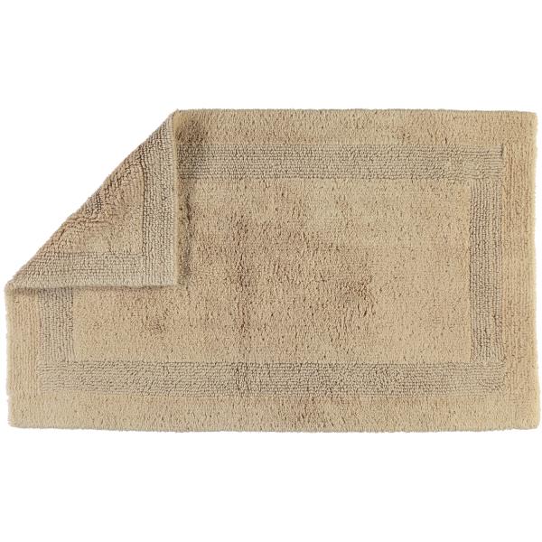Cawö Home - Badteppich 1000 - Farbe: beige - 350 70x120 cm