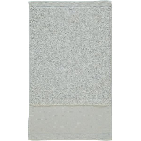 Rhomtuft - Handtücher Comtesse - Farbe: perlgrau - 11 Gästetuch 30x50 cm