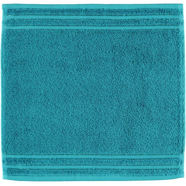 Vossen Calypso Feeling - Farbe: 589 - lagoon Seiflappen 30x30 cm