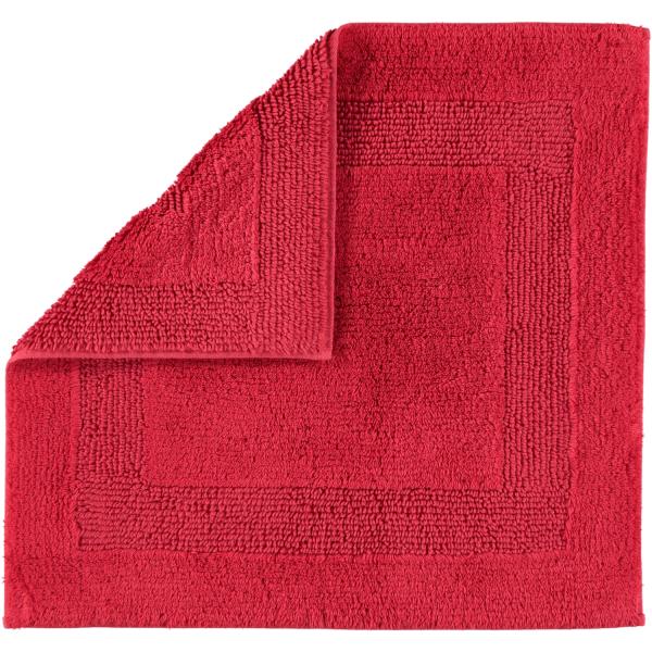 Cawö Home - Badteppich 1000 - Farbe: bordeaux - 280 60x60 cm