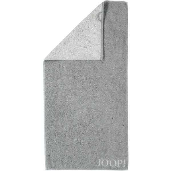 JOOP! Classic - Doubleface 1600 - Farbe: Silber - 76 Duschtuch 80x150 cm