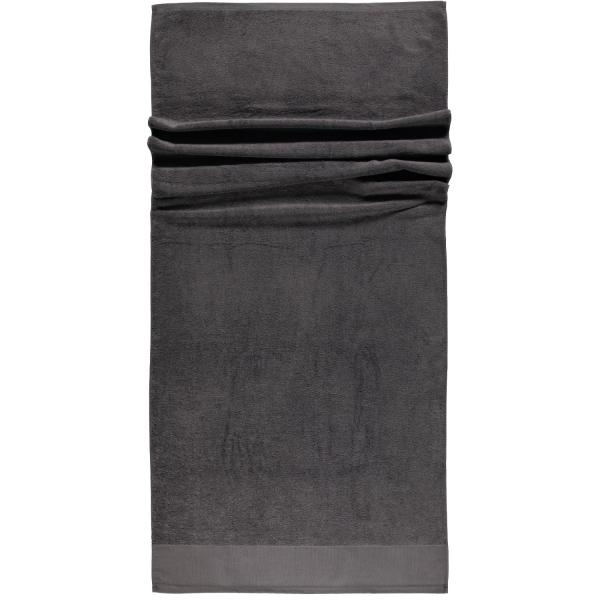 Rhomtuft - Handtücher Comtesse - Farbe: zinn - 02 Saunatuch 80x200 cm