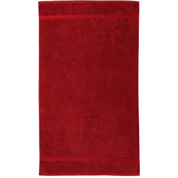 Rhomtuft - Handtücher Princess - Farbe: cardinal - 349 Badetuch 95x180 cm